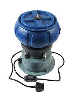 Remove corrosion, clean and polish these small metal parts with this new Vibratory Tumbler Polisher