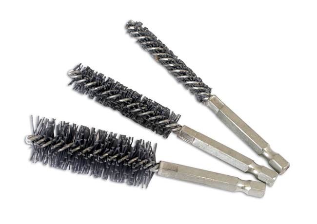 ~/items/xlarge/Angled image of Gunson | 77075 | Flexible Honing Brush Set - 3pc