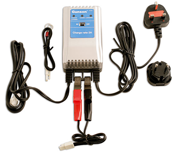 image of Gunson | 77115 | Maintenance Battery Charger