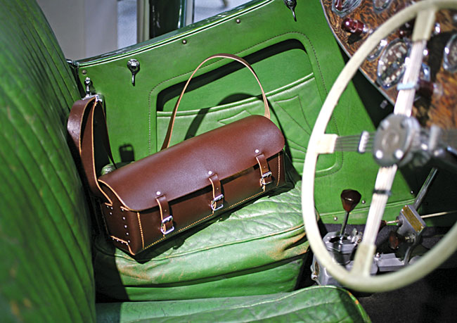 Classic Leather Tool Bag Part No 77127 Part Of The