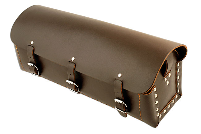 Left image of Gunson | 77127 | Classic Leather Tool Bag