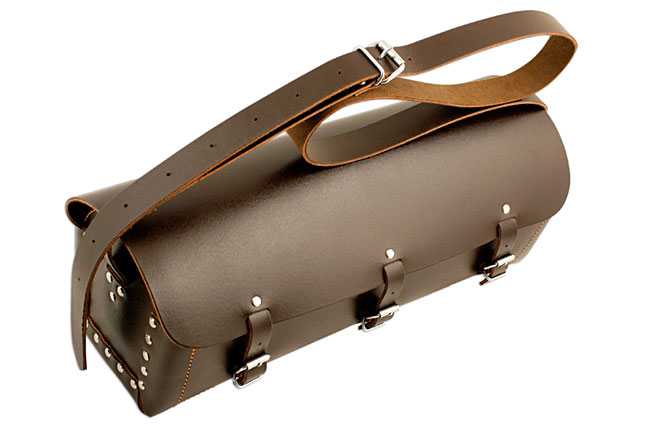 Right image of Gunson | 77127 | Classic Leather Tool Bag