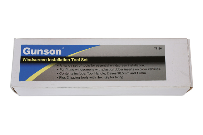 ~/items/xlarge/Packaging image of Gunson | 77136 | Windscreen Installation Tool Set