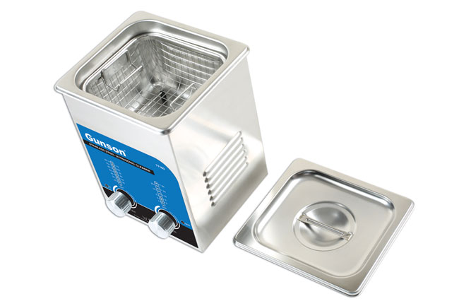 ~/items/xlarge/Left image of Gunson | 77163 | Stainless Steel Ultrasonic Cleaner