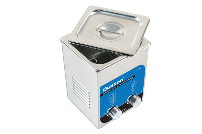 ~/items/xlarge/Right image of Gunson | 77163 | Stainless Steel Ultrasonic Cleaner