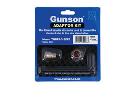Product Image of Gunson Colortune Adaptor Kit 14mm - Taper Slim Part No. G4055C