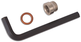 Product Image of Gunson Colortune / Hi-Gauge Adaptor Kit 18mm Part No. G4055E