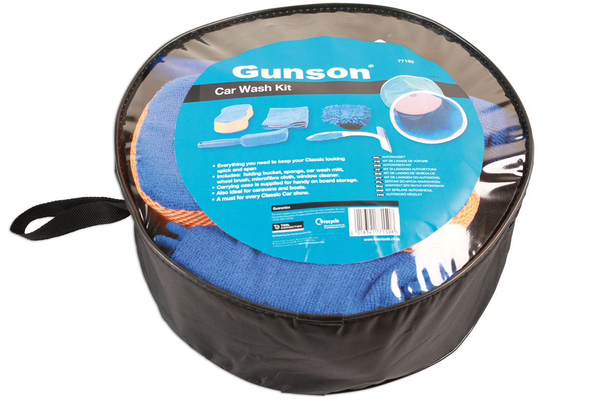 Gunson 77097 Polishing Kit 18pc